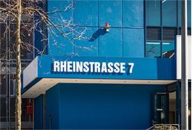 Parkhaus Rheinstrasse 7